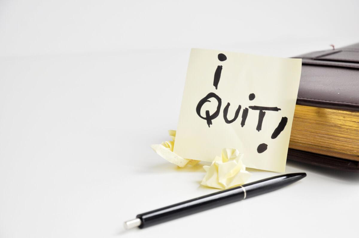 wild ways people have quit their jobs