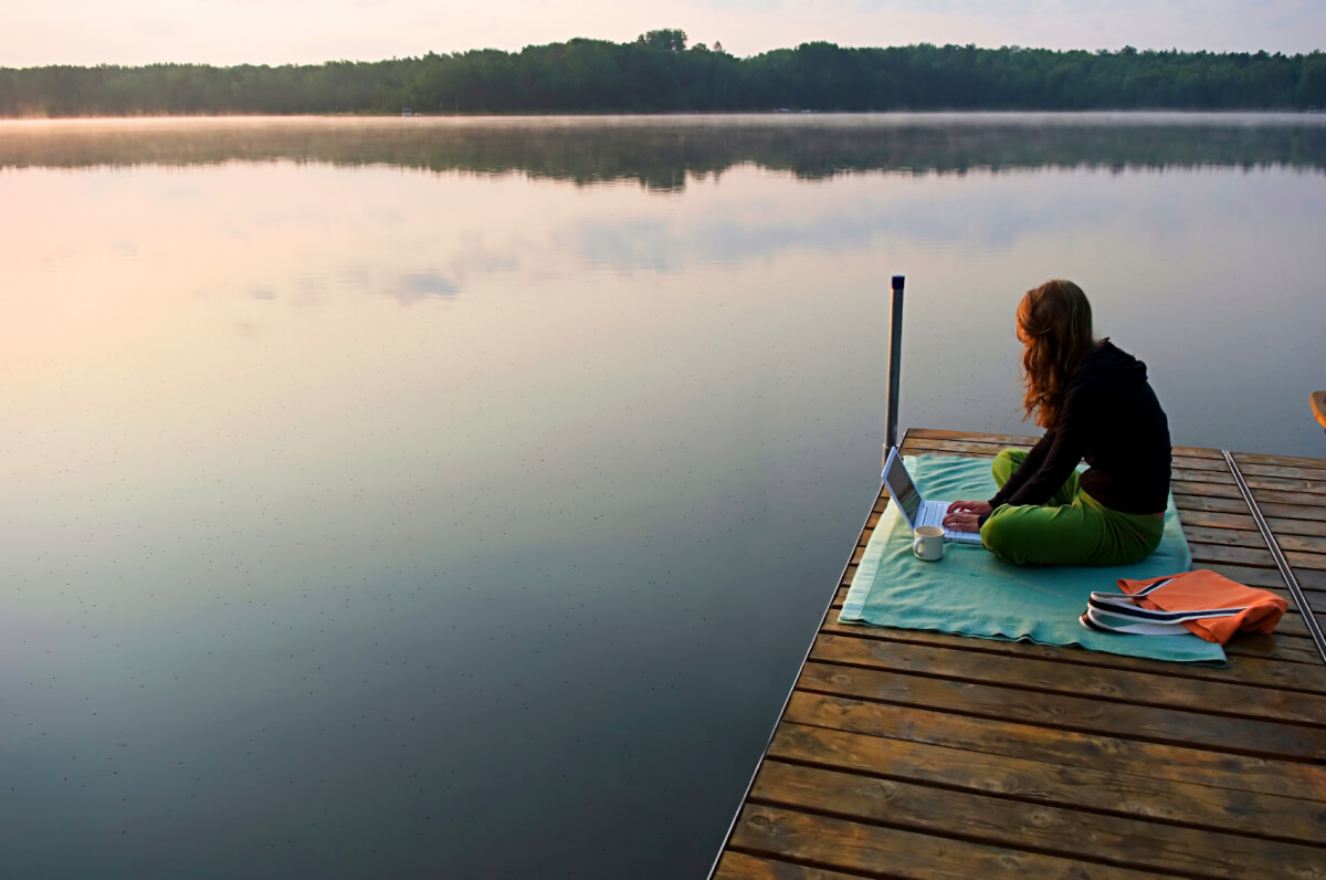 7 Ways to do a Company Retreat Solo