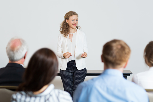 small business pwner public speaking tips