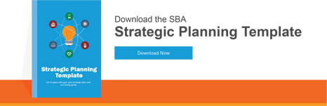 Components of a strategic plan checklist
