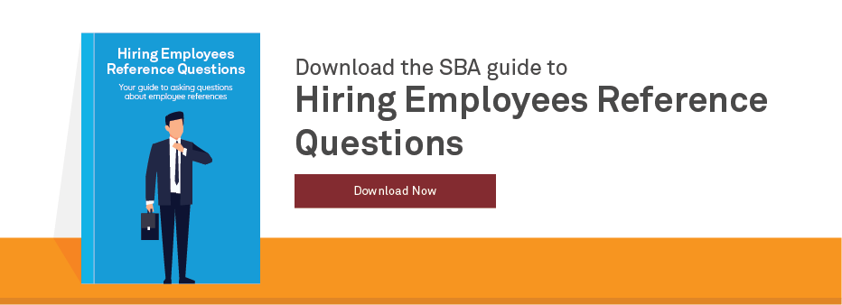 Screening Candidates When Interviewing and Hiring Employees Checklist CTA